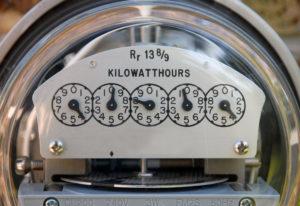 Rental Utility Meter