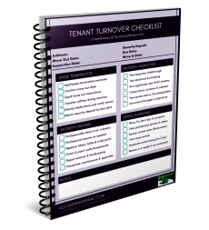 Tenant Turnover Checklist