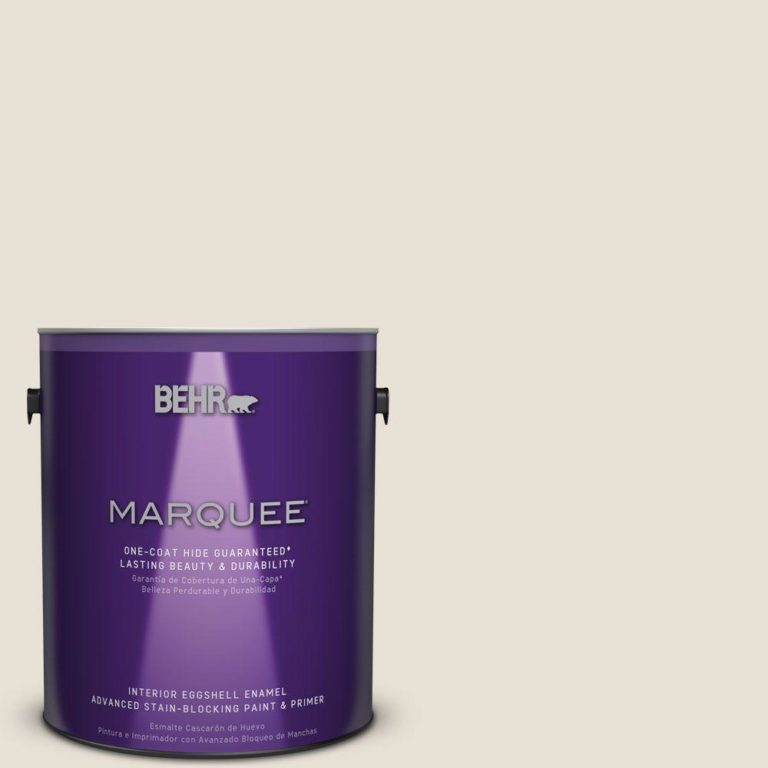 Behr Marquee Paint for Tenant Turnover