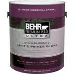 Behr Premium Plus Paint for tenant turnover