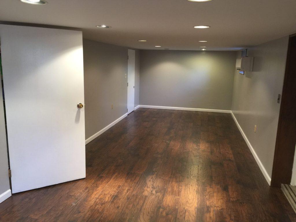 Laminate Flooring in Rental Property