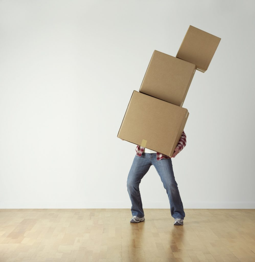 Tenant Turnover Moving Day