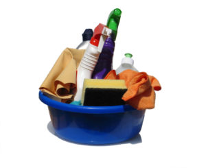 Cleaning after tenant turnover