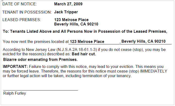 Ultimate Guide To The New Jersey Eviction Process - AccidentalRental com
