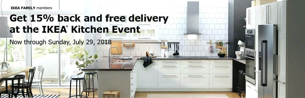 Save Big With IKEA Kitchen Events
