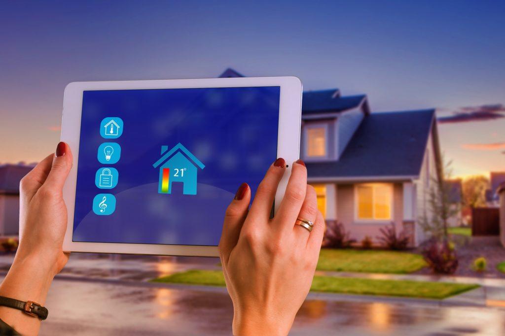 Convenient Smart Home Control