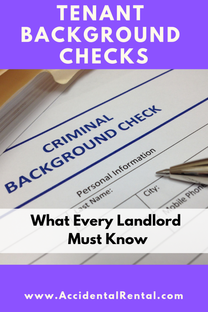 Experian Background Checking >> Tenant Background Checks What Every Landlord Must Know